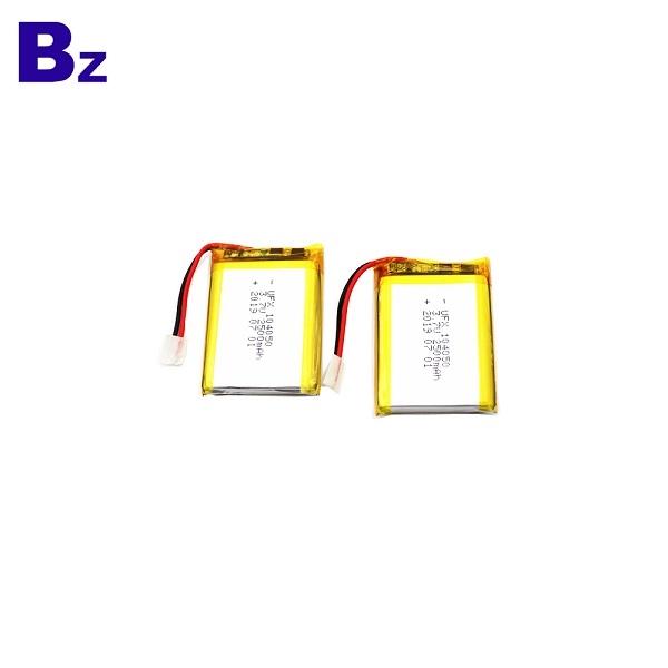 3.7V Li Polymer Battery
