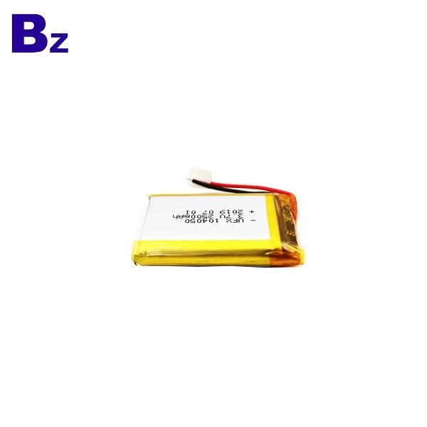 Li Polymer Battery With KC Certification