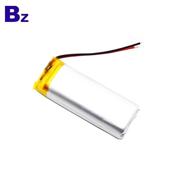 122460 2100mAh 3.8V Lithium Polymer Battery