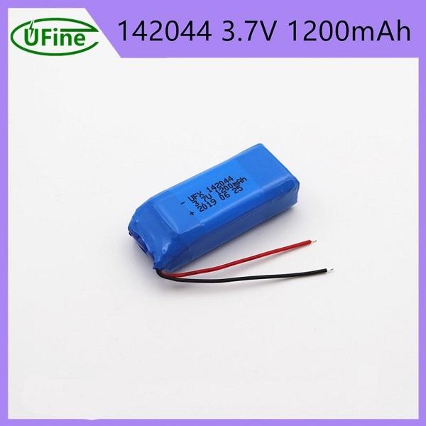 Manufacturer Customize 1200mAh lipo battery