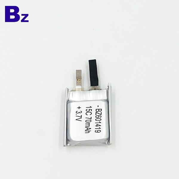 70mAh Battery For Drone Equipment