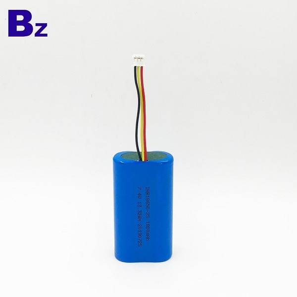 1800mAh Battery For Face Recognition Device