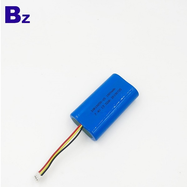 3.7V Battery For Face Recognition Device
