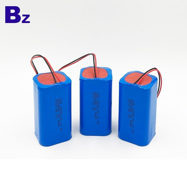 3.7V High performance Lithium-ion Battery Pack