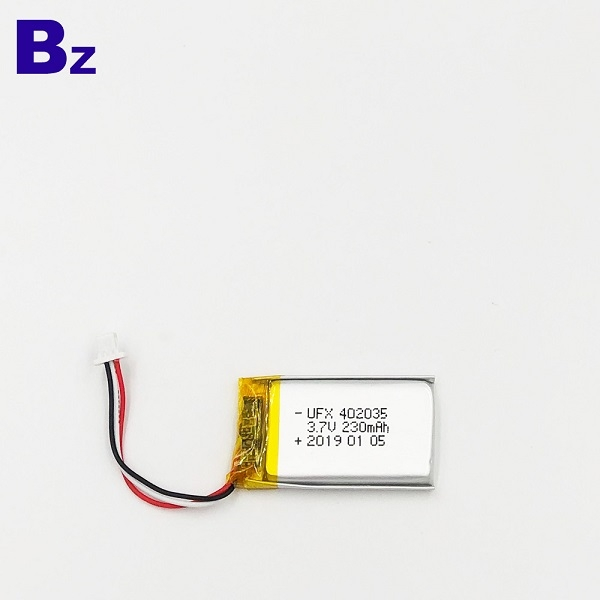 230mAh Battery For Electric Mosquito Swatter
