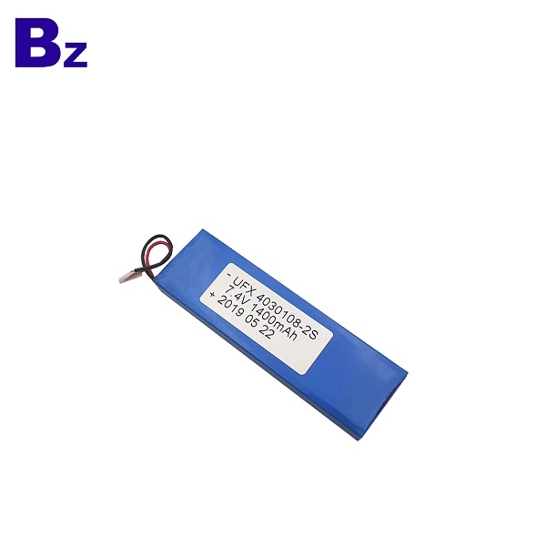 1400mAh Battery For Driving Recorder