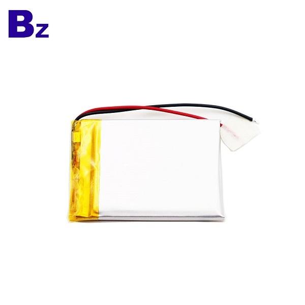 New Design 400mAh Li-Polymer Battery