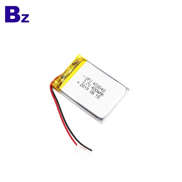 400mAh Battery for Bluetooth Device