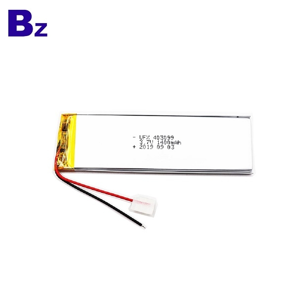 3.7V Battery For E-cigarette Case