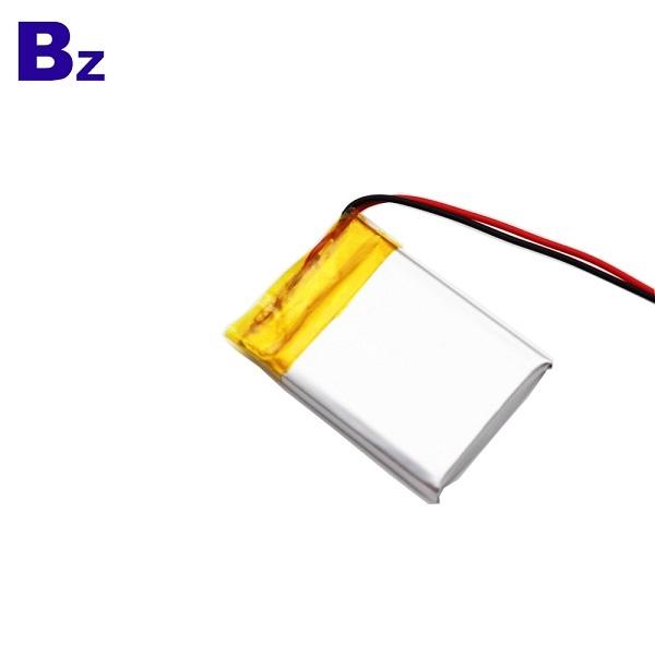 450mAh Li Polymer Battery