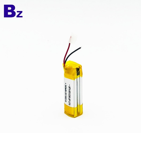 3.7V Li-ion Battery With Wire