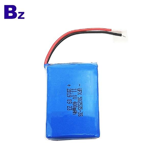 Manufacturer Supply 400mAh Lipo Battery