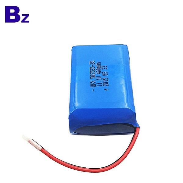 502535-3S 400mAh 11.1V Li-Polymer Battery