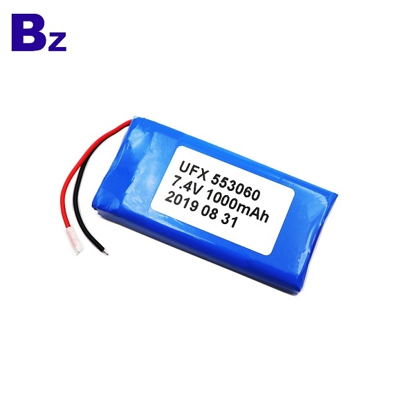Factory Direct Supply 1000mAh Li-Polymer