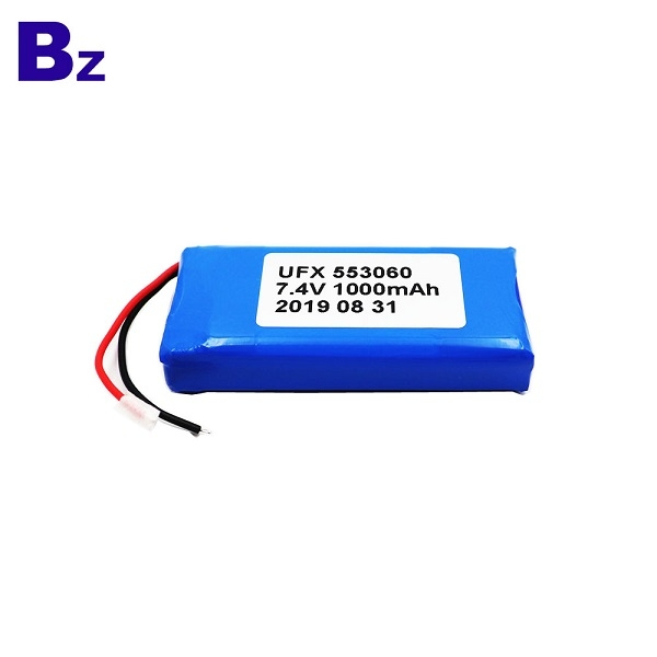 1000mAh Battery For Smart Water Cup