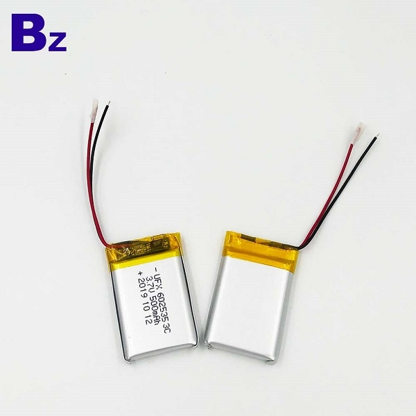 Hot Sales 500mAh C-rating Lipo battery