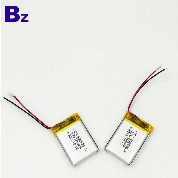 500mAh Battery For Smart Watch