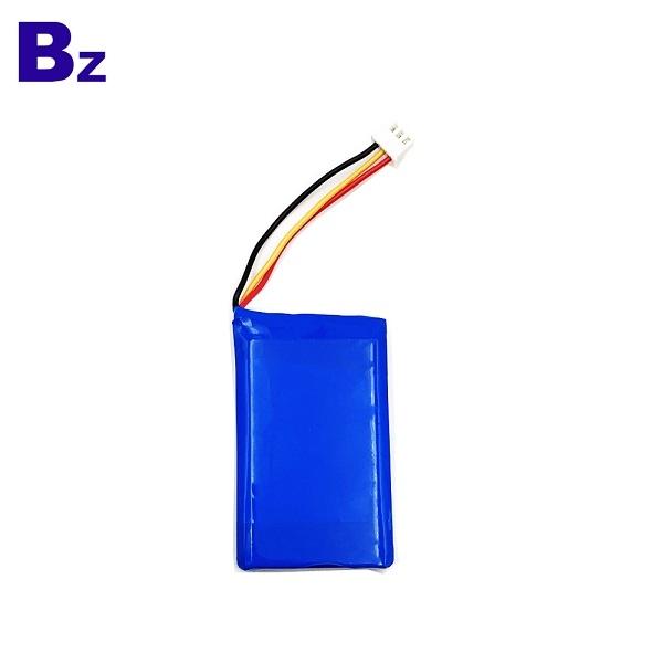 7.4V Li-Polymer Battery For 3C Digital