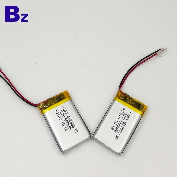 Cheap And Durable 500mAh Lipo Battery