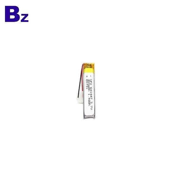 3.7V Polymer Li-ion Battery