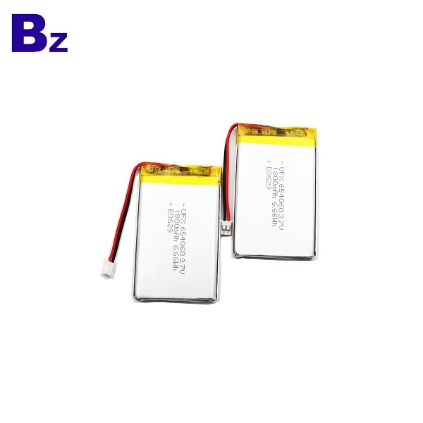 1800mAh Lipo Battery With UL1642 Certification