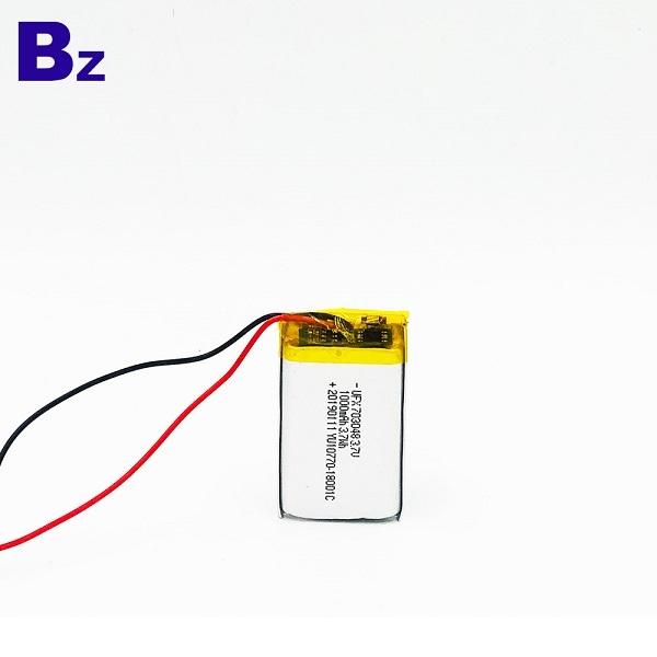 3.7V Lithium Polymer Battery