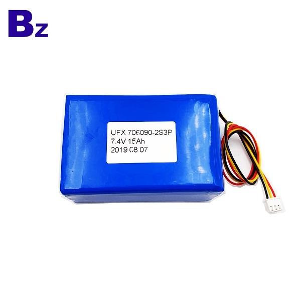 15000mAh Battery For Medical Device