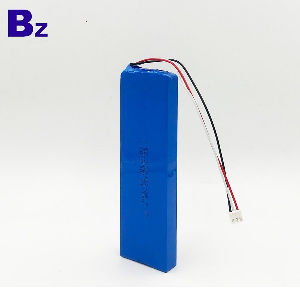 7000mAh Li-Polymer Battery With Wire and Plug