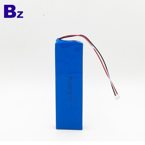 3.7V Battery For Electronic Device
