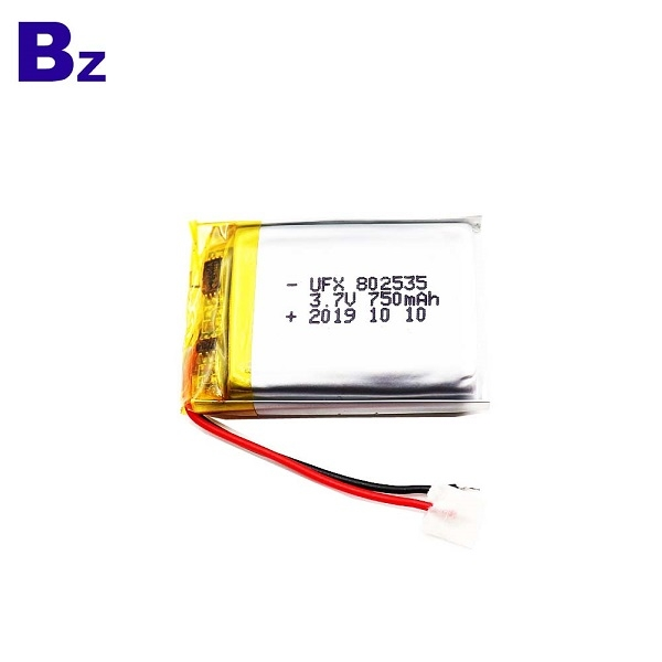 Factory New Design 750mAh Lipo Battery