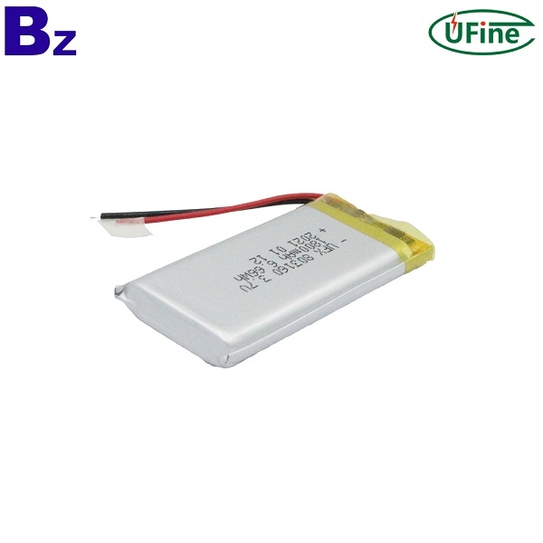 1800mAh Bluetooth SpeakerLithium Polymer Battery