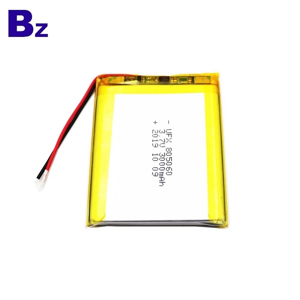 Factory Direct Sales 3.7V 3000mAh Battery