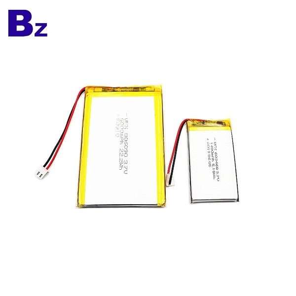 806090 6000mAh 3.7V Lithium Polymer Battery