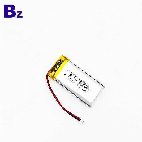 Lipo Battery With KC,UL1642 And UN38.3 Certification