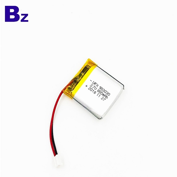 800mAh High power Rechargeable Lipo Battery