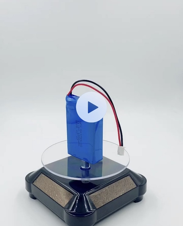 503759 3S 1200mAh 11.1V Li-ion Polymer Battery